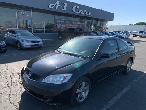 2004 Honda Civic for sale in Sacramento, CA
