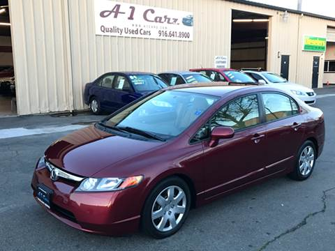 2006 Honda Civic for sale in Sacramento, CA
