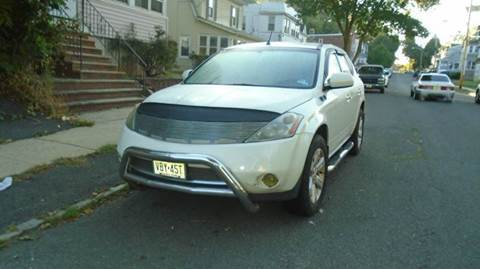2006 Nissan Murano for sale in Vauxhall, NJ