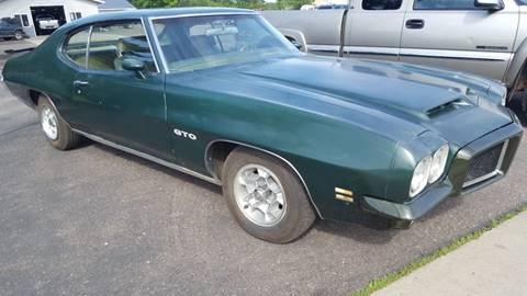 1971 Pontiac GTO for sale in Marshfield, WI