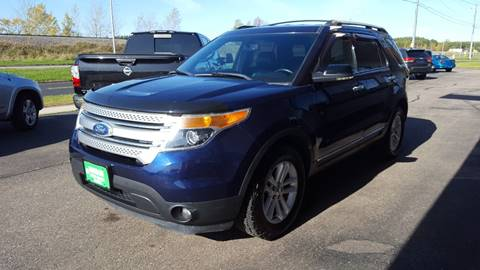 2011 Ford Explorer for sale in Marshfield, WI