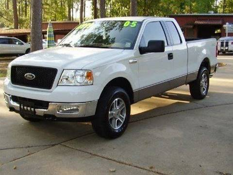 2005 Ford F-150 for sale in Morristown, TN