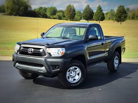 2012 Toyota Tacoma for sale in Morristown, TN