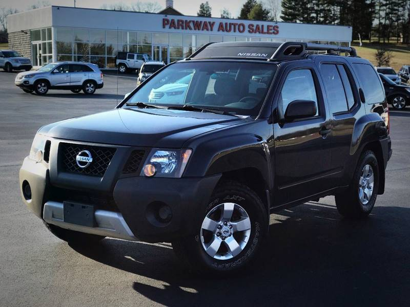 2009 Nissan Xterra 4x4 Se 4dr Suv 5a In Morristown Tn Parkway Auto