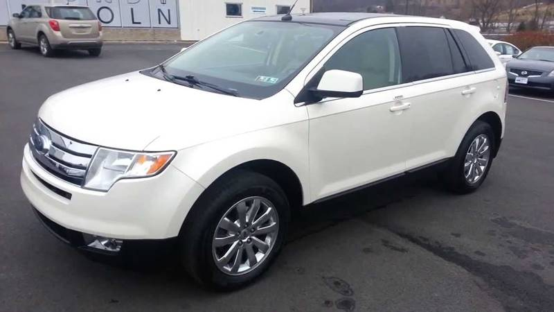 2007 Ford Edge SEL Plus 4dr Crossover In Morristown TN ...