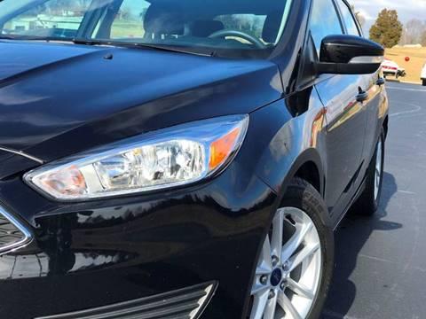 2017 Ford Focus SE 4dr Hatchback In Morristown TN ...