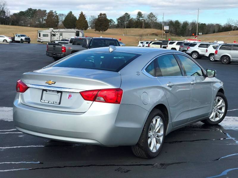 2017 Chevrolet Impala LT 4dr Sedan In Morristown TN ...