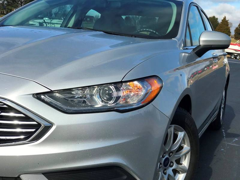 2017 Ford Fusion S 4dr Sedan In Morristown TN - Parkway ...
