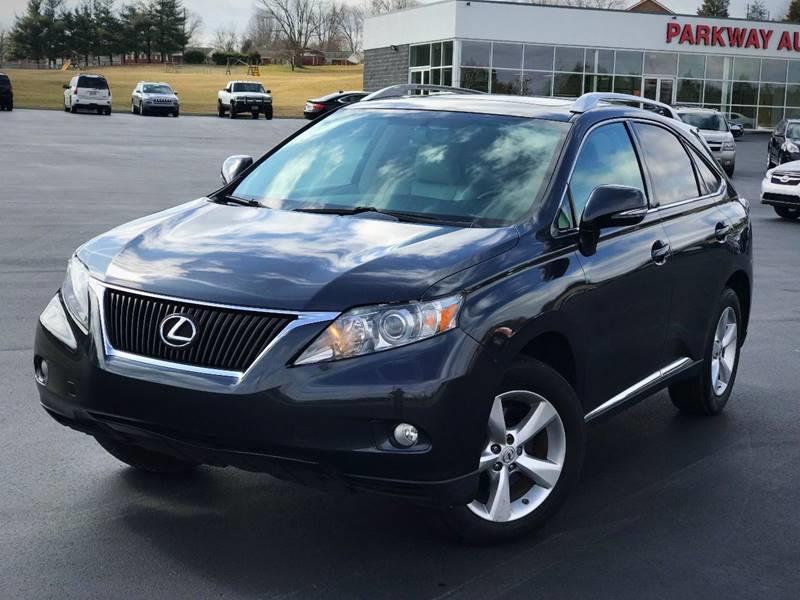 2010 Lexus Rx 350 4dr SUV In Morristown TN - Parkway Auto ...