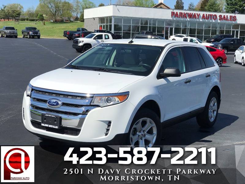 2014 Ford Edge AWD SE 4dr Crossover In Morristown TN ...