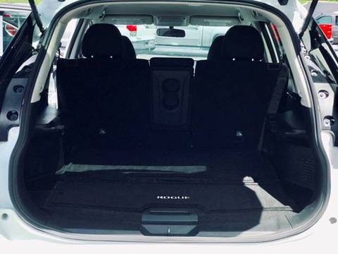 2017 Nissan Rogue SV 4dr Crossover In Morristown TN ...