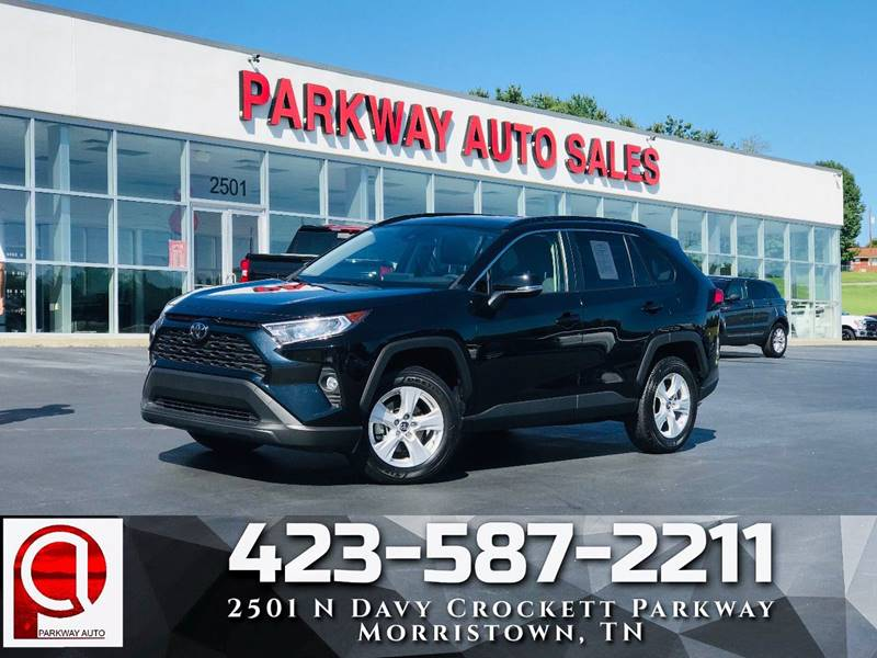 Parkway Auto Sales >> 2019 Toyota Rav4 Xle 4dr Suv In Morristown Tn Parkway Auto