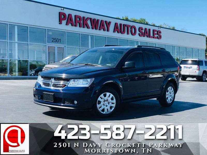 Parkway Auto Sales >> 2017 Dodge Journey Se 4dr Suv In Morristown Tn Parkway