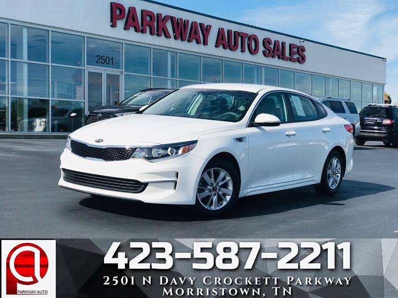 Parkway Auto Sales >> 2016 Kia Optima Lx 4dr Sedan In Morristown Tn Parkway Auto