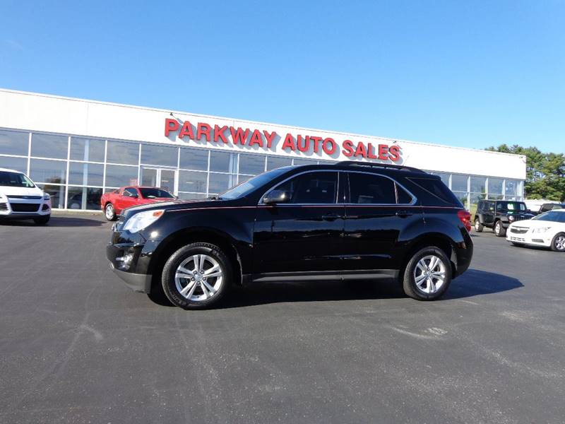2013 Chevrolet Equinox for sale at Parkway Auto Sales, Inc. in Morristown TN