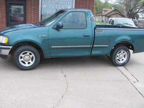 1997 Ford F-150 for sale in Topeka, KS