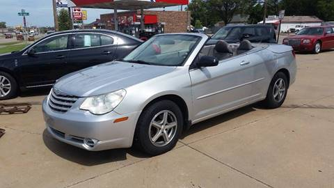 2008 Chrysler Sebring for sale at Lynch Auto Plaza in Topeka KS
