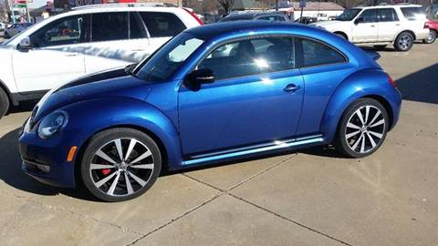 2013 Volkswagen Beetle for sale at Lynch Auto Plaza in Topeka KS