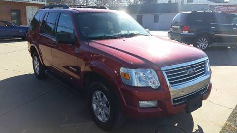 2007 Ford Explorer for sale at Lynch Auto Plaza in Topeka KS