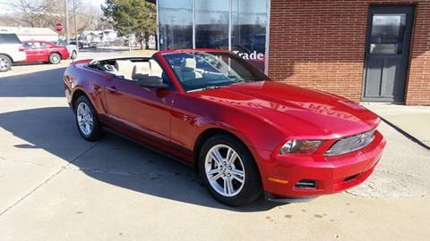 2010 Ford Mustang for sale at Lynch Auto Plaza in Topeka KS