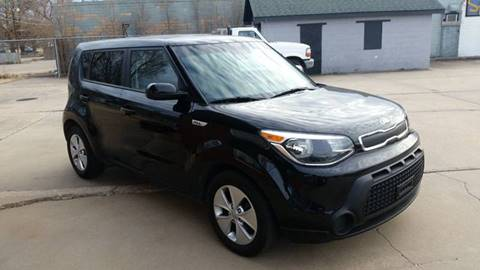 2016 Kia Soul for sale at Lynch Auto Plaza in Topeka KS