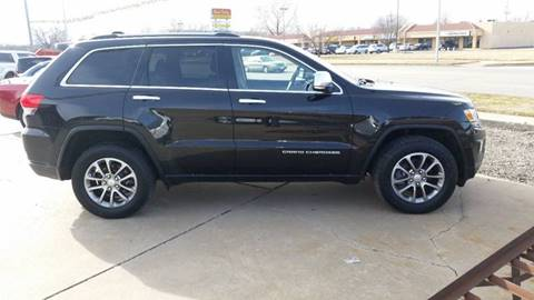2014 Jeep Grand Cherokee for sale at Lynch Auto Plaza in Topeka KS