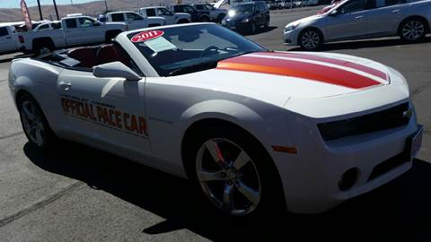 2011 Chevrolet Camaro for sale in Yakima, WA