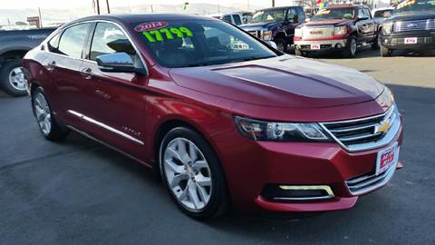 2014 Chevrolet Impala for sale in Yakima, WA