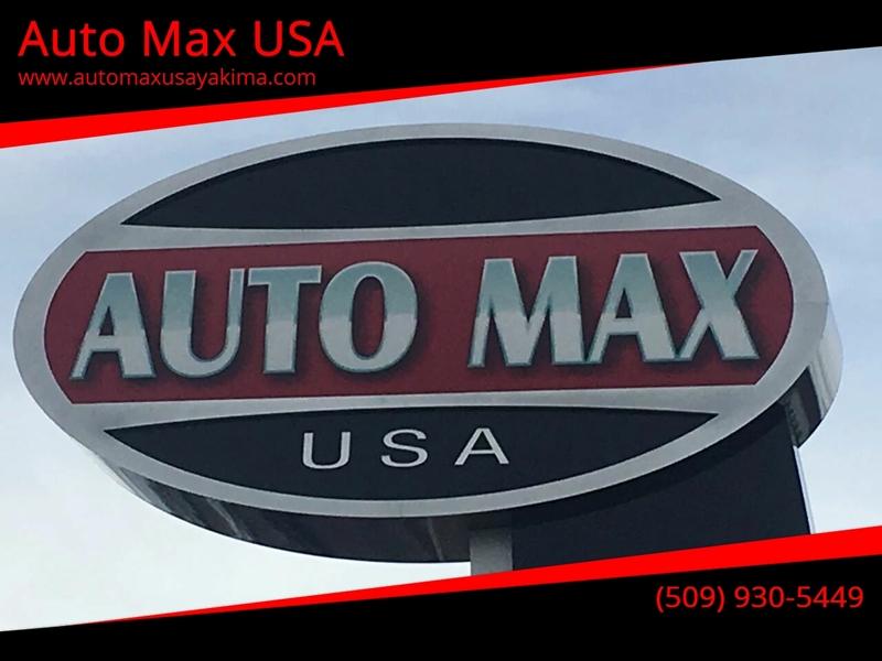 2015 Chevrolet Silverado 2500HD for sale at Auto Max USA in Yakima WA