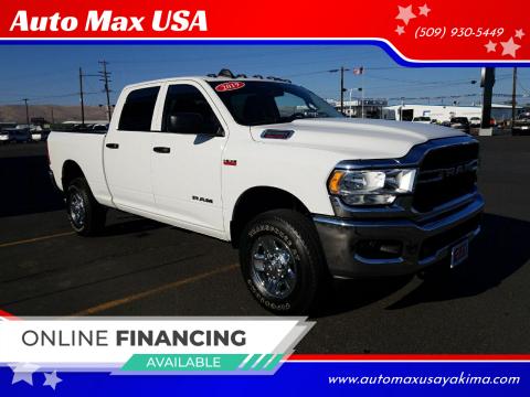 2019 RAM Ram Pickup 2500 for sale at Auto Max USA in Yakima WA
