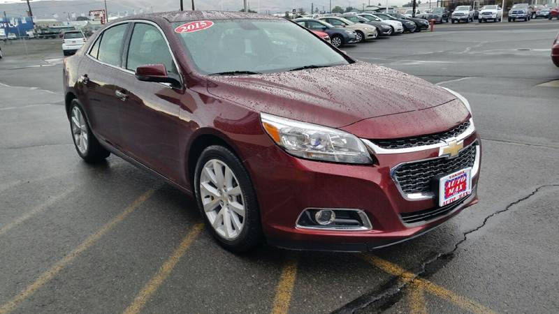 2015 Chevrolet Malibu for sale at Auto Max USA in Yakima WA