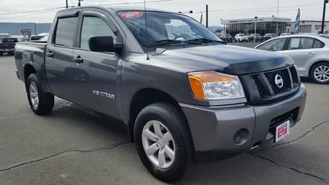2015 Nissan Titan for sale in Yakima, WA
