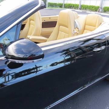2009 Bentley Continental GTC for sale in Pompano Beach, FL