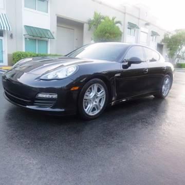 2011 Porsche Panamera for sale in Pompano Beach, FL
