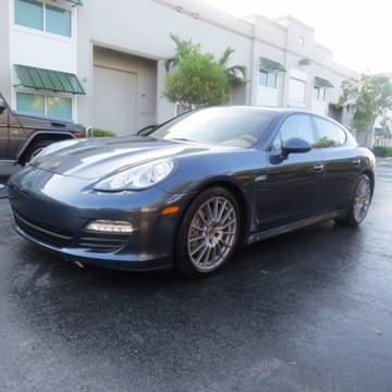 2013 Porsche Panamera for sale in Pompano Beach, FL