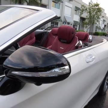 2017 Mercedes-Benz S-Class for sale in Pompano Beach, FL