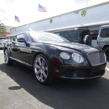 Bentley wholesale cars