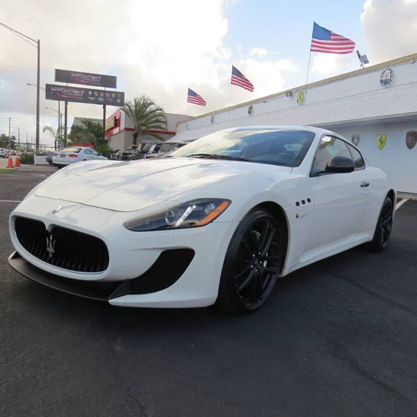 2013 Maserati GranTurismo MC In Fort Lauderdale FL - Wholesale Auto ...