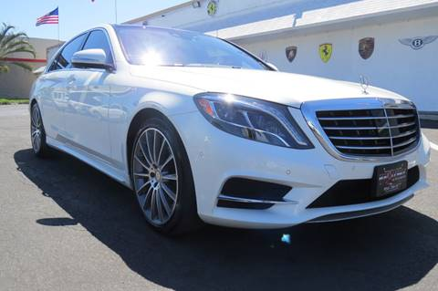 2015 Mercedes Benz S Class For Sale In Fort Lauderdale, FL