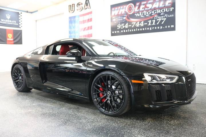 2018 Audi R8 52 V10 Rws In Fort Lauderdale Fl Wholesale Auto Group
