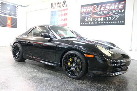 2004 Porsche 911 for sale in Fort Lauderdale, FL