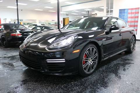 2016 Porsche Panamera for sale in Fort Lauderdale, FL