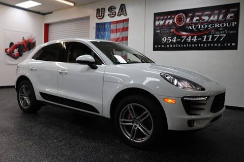2016 Porsche Macan for sale in Fort Lauderdale, FL