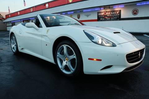 2014 Ferrari California for sale in Fort Lauderdale, FL