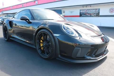 2019 Porsche 911 for sale in Fort Lauderdale, FL
