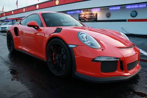 2016 Porsche 911 for sale in Fort Lauderdale, FL
