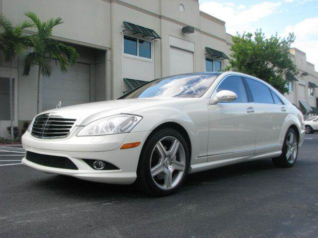 2009 mercedes benz s class in fort lauderdale fl for Mercedes benz wholesale