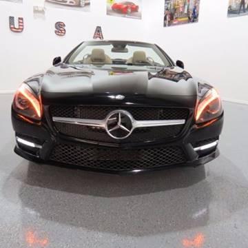 2013 Mercedes-Benz SL-Class for sale in Pompano Beach, FL