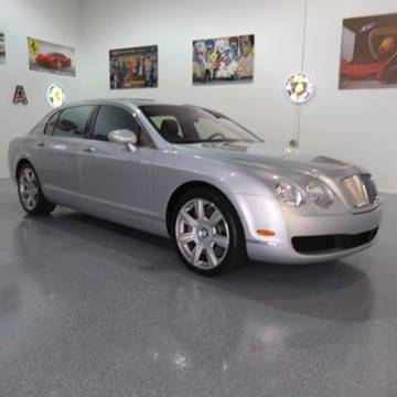 2006 Bentley Continental Flying Spur for sale in Pompano Beach, FL