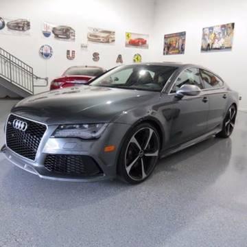 2015 Audi RS 7 for sale in Pompano Beach, FL